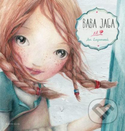 An Leysen Baba Jaga - veľkoformátové knihy