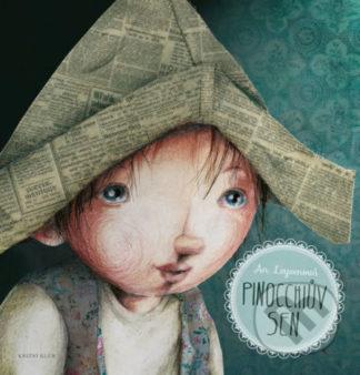 An Leysen Pinocchiův sen - veľkoformátové knihy